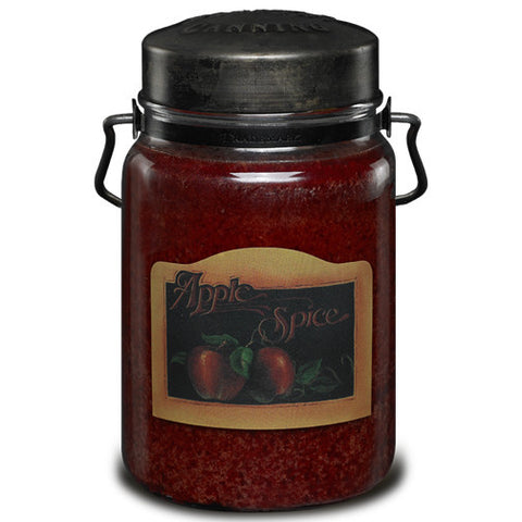 McCall's Candles - 26 Oz. Apple Spice