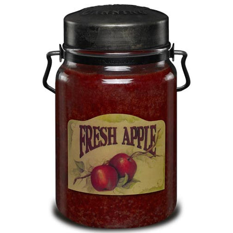 McCall's Candles - 26 Oz. Fresh Apple