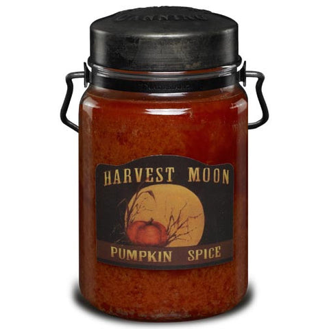 McCall's Candles - 26 Oz. Pumpkin Spice
