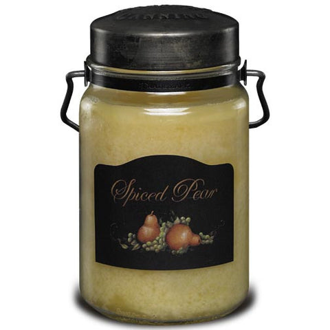McCall's Candles - 26 Oz. Spiced Pear