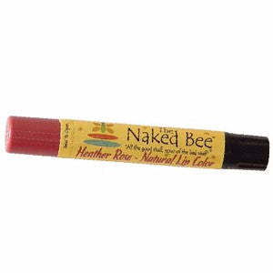 The Naked Bee Lip Color - Heather Rose Set of 3