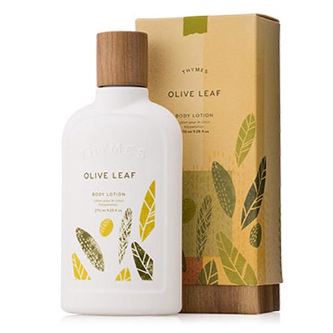 Thymes Body Lotion 9.25. oz. - Olive Leaf