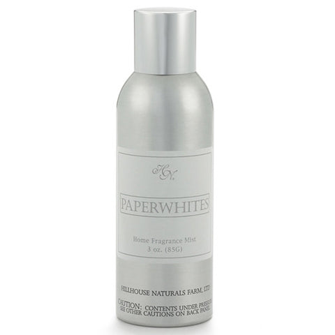 Hillhouse Naturals Fragrance Mist 3 Oz. - Paperwhites