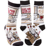 Primitives by Kathy Socks - Wine to Work
