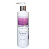 Pure Energy Apothecary Sanitizing Hand Lotion 8 Oz. - Lavender