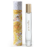 Illume Demi Rollerball Perfume 0.22 Oz. - Golden Honeysuckle
