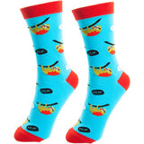 Pavilion Gift Unisex Cotton Blend Socks - TGIF