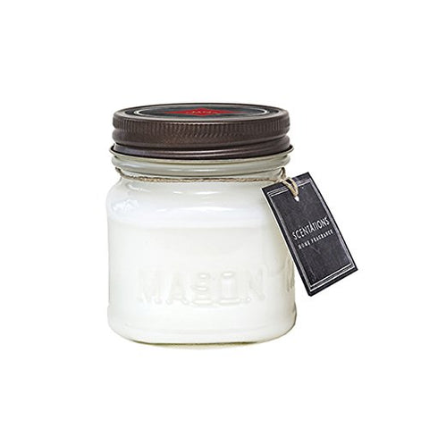 Scentations Mason Jar Candle 8.5 Oz. - Pineapple Cilantro
