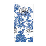 Michel Design Works Pocket Tissues Pack of 5 - Indigo Cotton