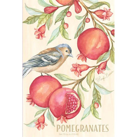 Fresh Scents Scented Sachet Set of 6 - Pomegranate