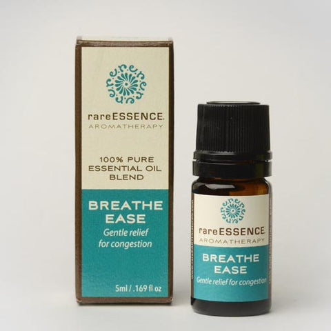 RareEssence Aromatherapy 100% Pure Essential Oil Blend 5 ml - Breathe Ease