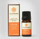 RareEssence Aromatherapy 100% Pure Essential Oil Blend 5 ml - Focus