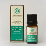 RareEssence Aromatherapy 100% Pure Essential Oil Blend 5 ml - Muscle Soothe