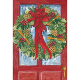 Fresh Scents Scented Sachet Set of 6 - Red Door Wreath