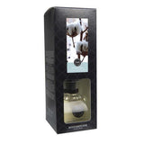 Bridgewater Candle Petite Decorative Reed Diffuser 4 Oz. - White Cotton