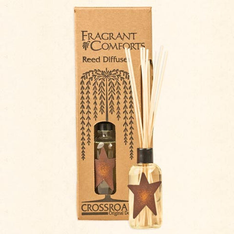 Crossroads Reed Diffuser 4 Oz. - Cinnamon Sticks