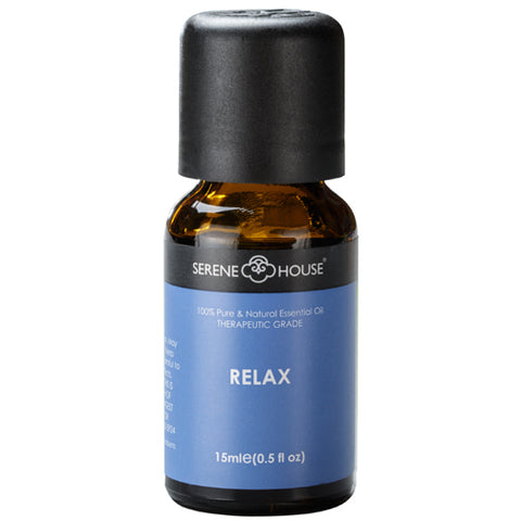 Serene House 100% Essential Oil 15 ml - Relax