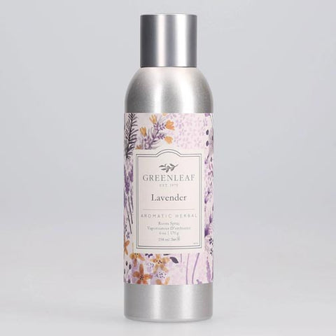 Greenleaf Room Spray 6 Oz. - Lavender
