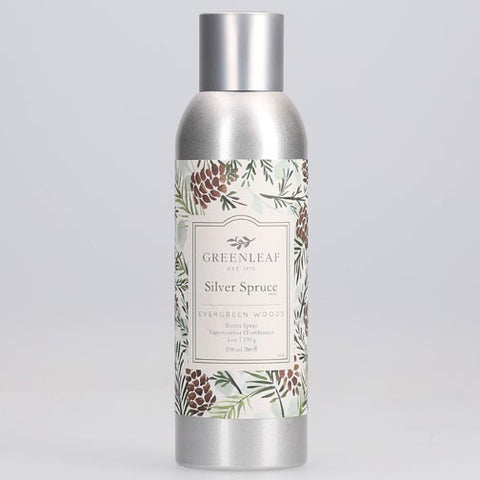 Greenleaf Room Spray 6 Oz. - Silver Spruce