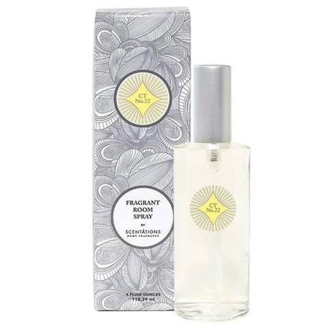 Scentations Room Spray 4 Oz. - Citrus Tea