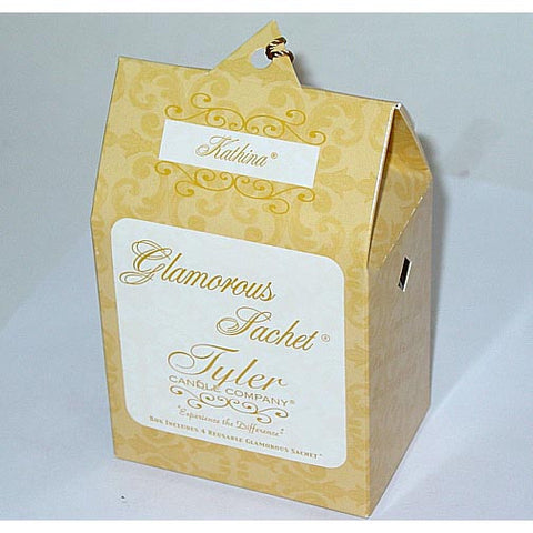Tyler Candle Glamorous Sachet Box of 4 - Kathina