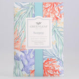 Greenleaf Large Scented Envelope Sachet Pack of 6 - Seaspray