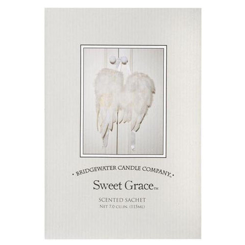 Bridgewater Large Scented Envelope Sachet Pack of 6 - Sweet Grace