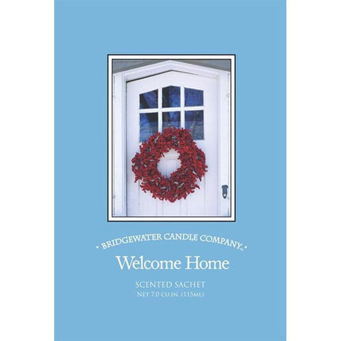 Bridgewater Large Scented Envelope Sachet Pack of 6 - Welcome Home