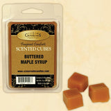 Crossroads Scented Cubes 2 Oz. Set of 4 - Buttered Maple Syrup
