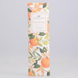 Greenleaf Slim Scented Envelope Sachet Pack of 4 - Orange & Honey