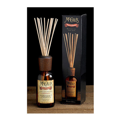 McCall's Candles Reed Garden Diffuser 4 oz. - Cinnamon & Cranberries