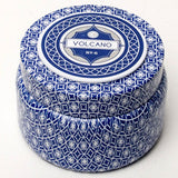 Capri Blue Printed Travel Tin 9 Oz. - Volcano
