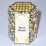 Tyler Candle 15-Hour Boxed Votive Set of 4 - Beach Blonde