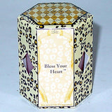 Tyler Candle 15-Hour Boxed Votive Set of 4 - Bless Your Heart