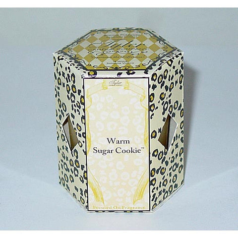 Tyler Candle 15-Hour Boxed Votive Set of 4 - Warm Sugar Cookie