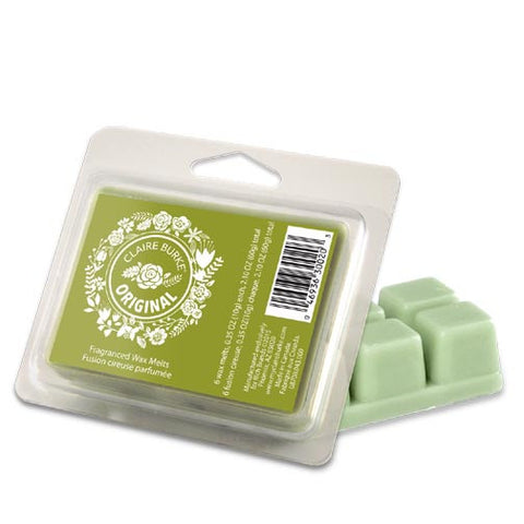 Claire Burke Wax Melts 2.1 Oz. Set of 4 - Original