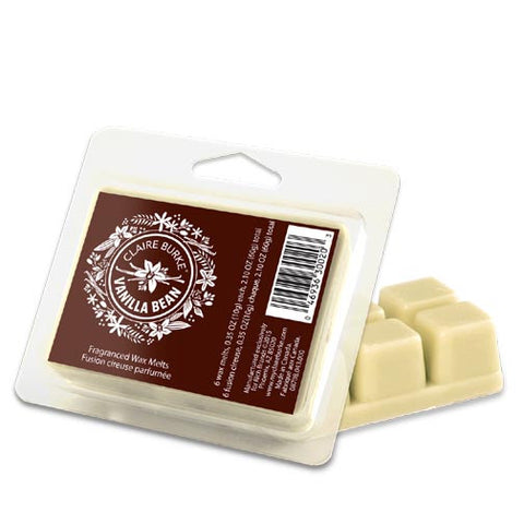 Claire Burke Wax Melts 2.1 Oz. - Vanilla Bean