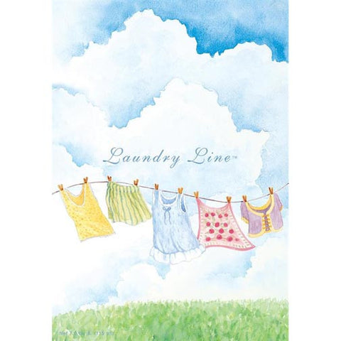 Fresh Scents Scented Sachet Set of 6 - Laundry Line