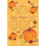 Fresh Scents Scented Sachet Set of 6 - Spiced Pumpkin
