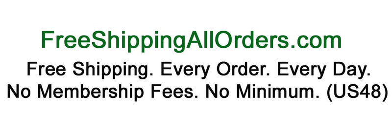 FreeShippingAllOrders.com