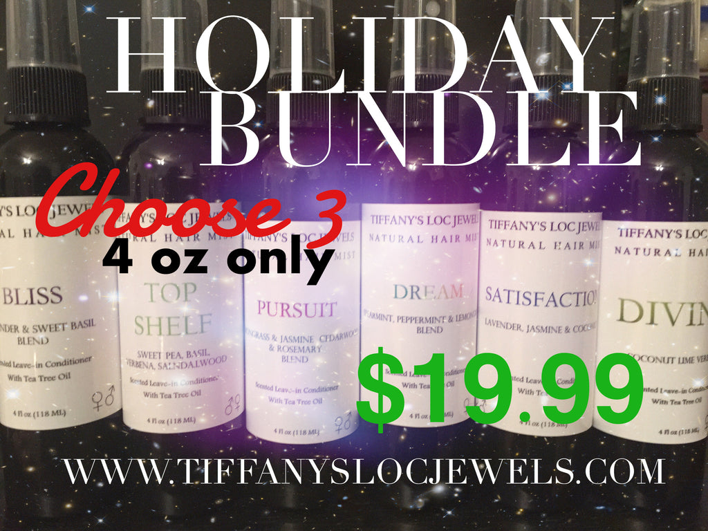 HOLIDAY BUNDLE!