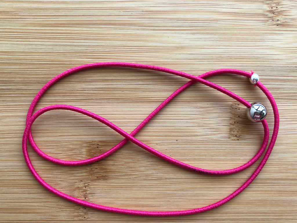 FOR THE GYM HAIRTIE MULTIPLE COLORS - TIFFANY'S LOC JEWELS
