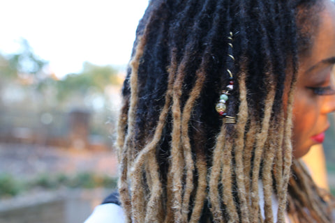 UNCHARTERED TERRITORY CITRINE & JADE LOC JEWELRY - TIFFANY'S LOC JEWELS