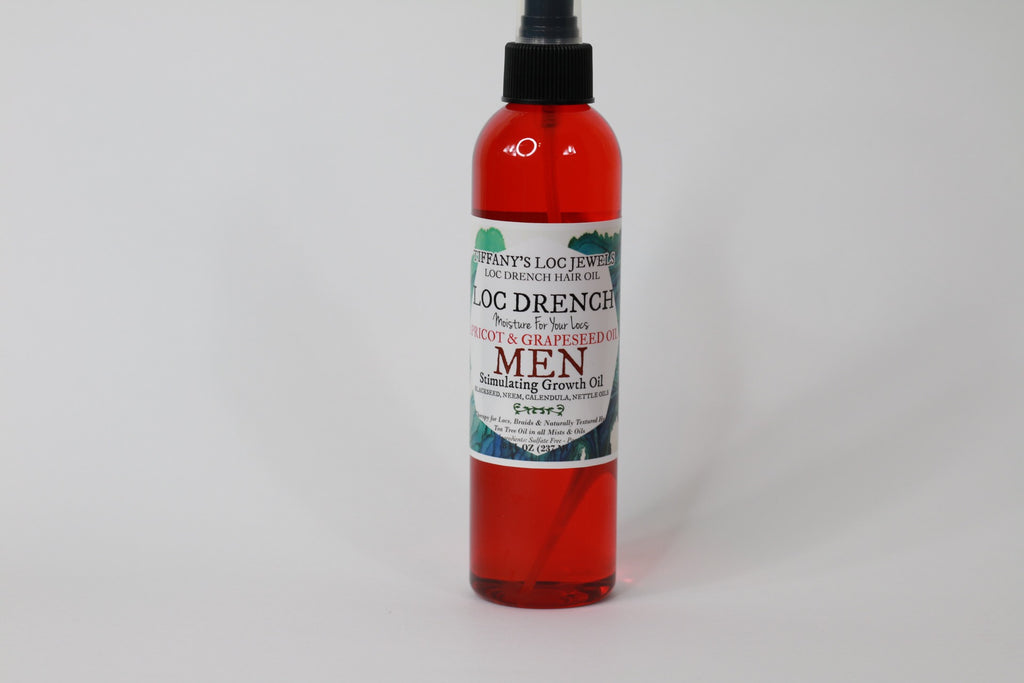 LOC DRENCH MEN'S HAIR OIL