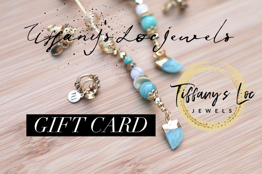 TIFFANY'S LOC JEWELS GIFT CARD