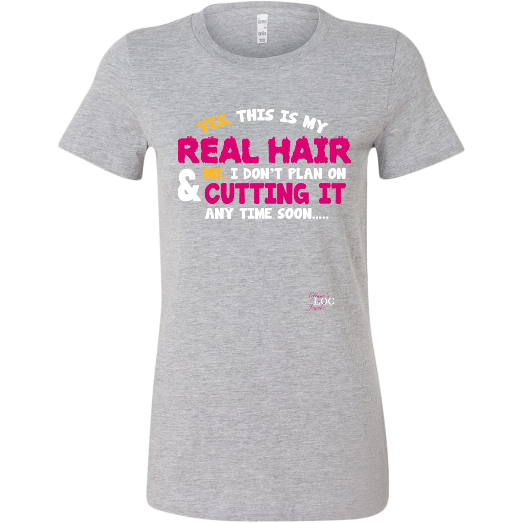 REAL HAIR TEE in Color - TIFFANY'S LOC JEWELS
