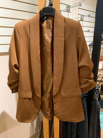 Forward Boutique 6Cognac Blazer