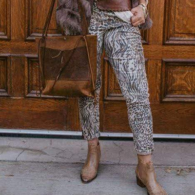 Forward Boutique 6Dirty Leopard Pant