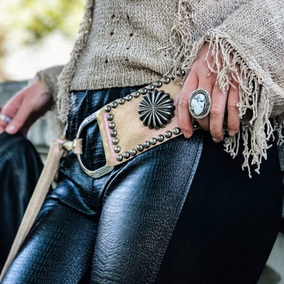 Forward Boutique Accessories Backstage Cinch Belt