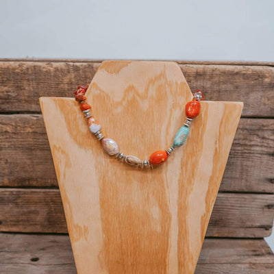 Forward Boutique Sunset Necklace